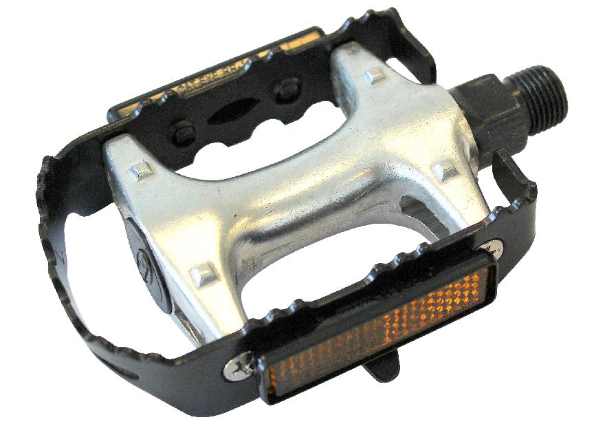 Pedaal ATB aluminium 14.50